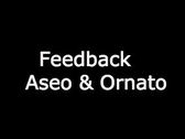 Feedback Aseo & Ornato